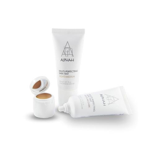 Multi Perfecting Skin Tint Light/Medium