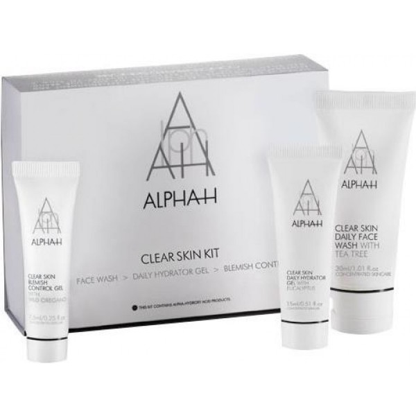 Clear Skin Collection Kit