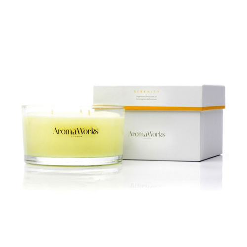Serenity Candle Large 3-Wick