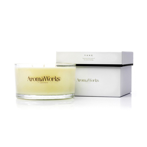 Yang Candle Large 3-Wick