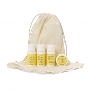 Mini Organic Facial Kit