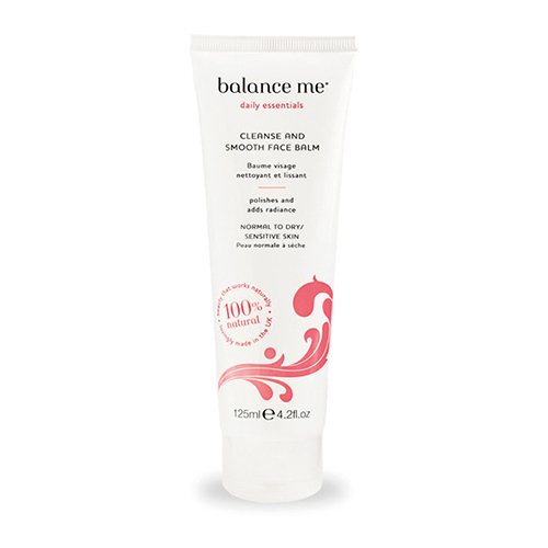 Cleanse and Smooth Face Balm