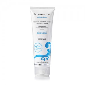 Restore and Replenish Cream Cleanser