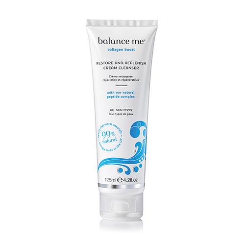 Restore and Replenish Cream Cleanser