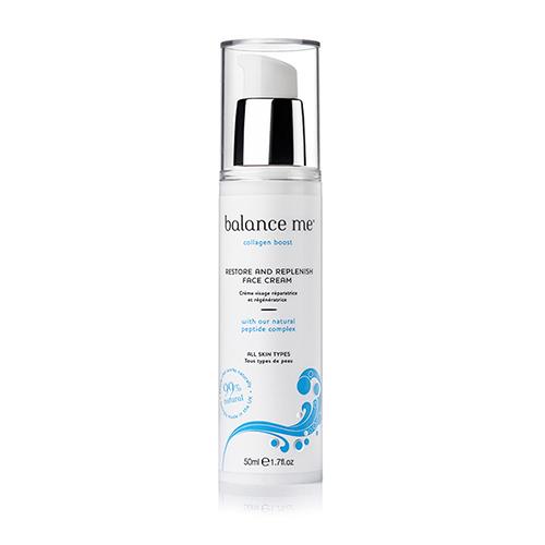 Restore and Replenish Face Cream