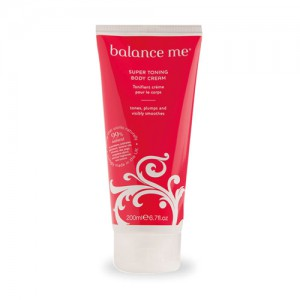 Super Toning Body Cream