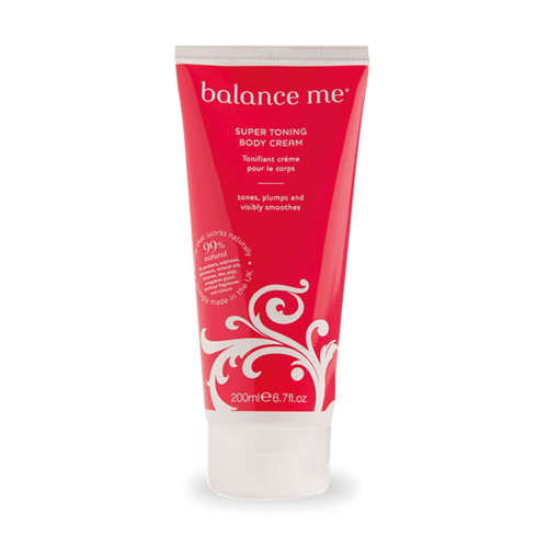 Super Toning Body Cream