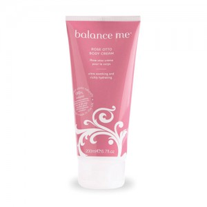 Rose Otto Body Cream