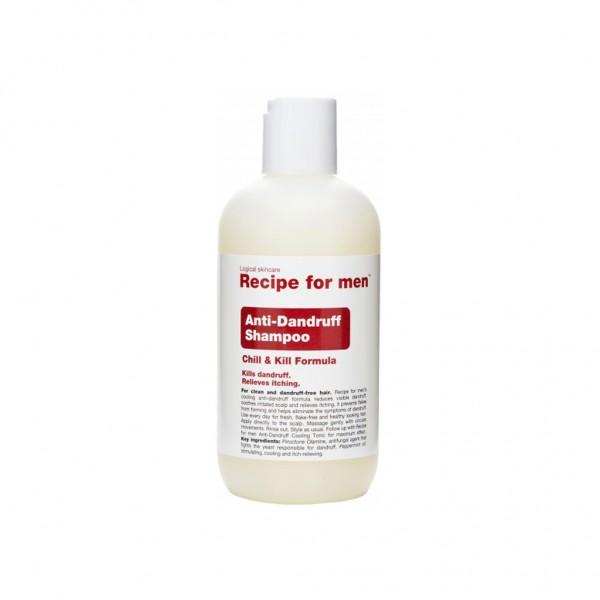 Recipe for Men Anti Dandruff Shampoo