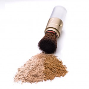 Refillable Loose Powder Brush