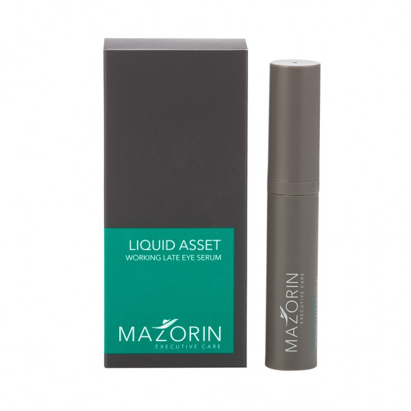Liquid Asset Working Late Eye Serum