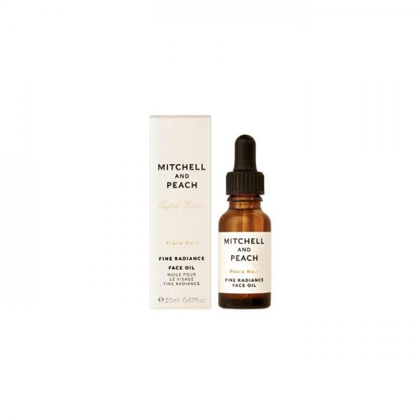 Flora No.1 Fine Radiance Face Oil