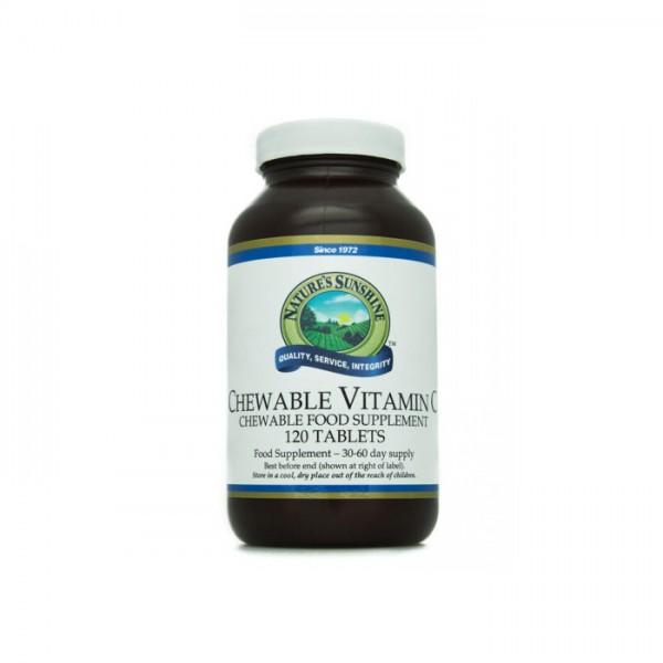 Vitamin C Chewable