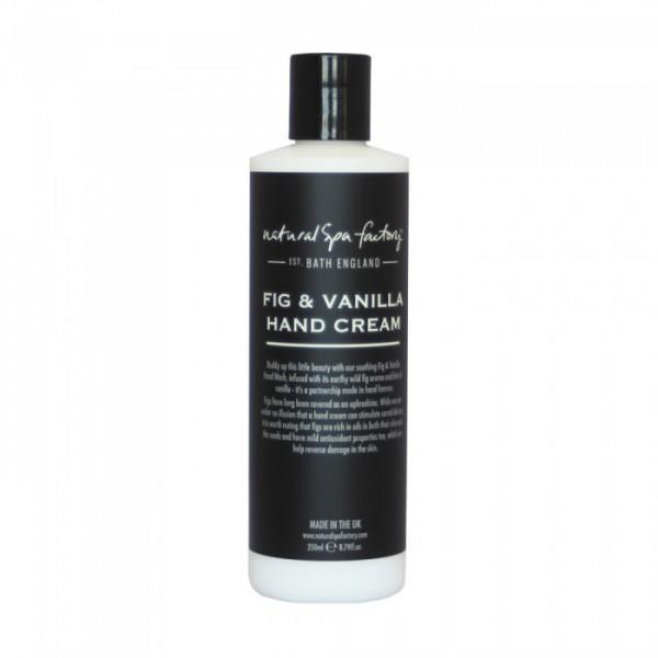 Fig & Vanilla Hand Cream