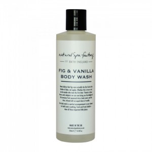 Fig & Vanilla Body Wash