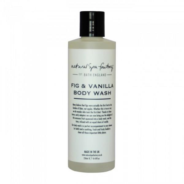 Fig & Vanilla Body Wash