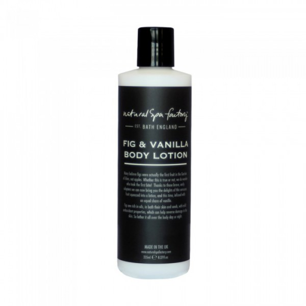 Fig & Vanilla Body Lotion