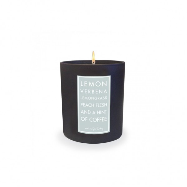 Verbena and Lemongrass Candle