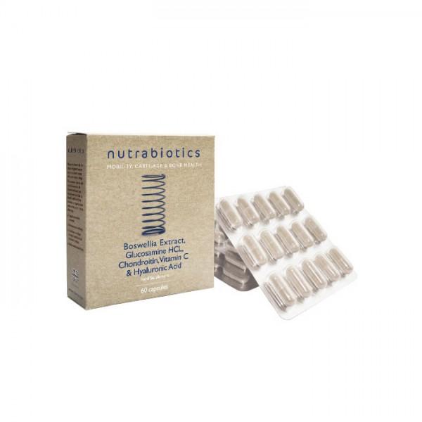 Boswellia Extract, Glucosamine HCL, Chondroitin & Vitamin C