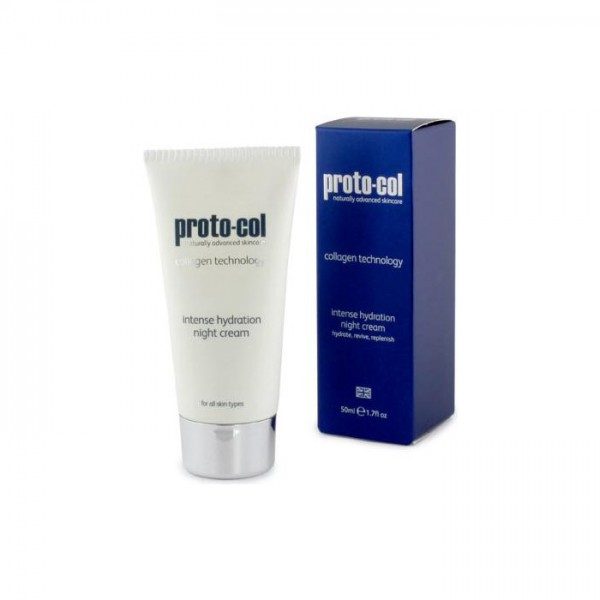 Intense Hydration Night Cream by Proto-Col