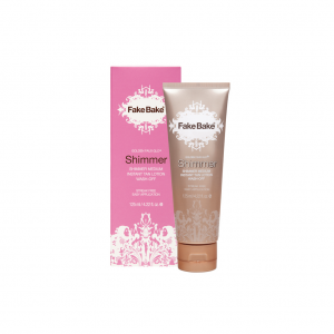 Shimmer Medium Instant Tan By Fake Bake
