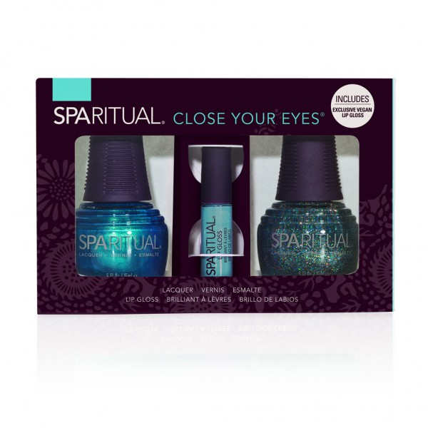Close Your Eyes Nail Polish Gift Set