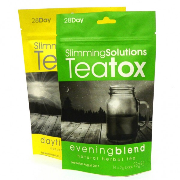 Slimming Solutions Teatox 14 Day