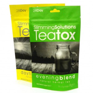 Slimming Solutions Teatox 28 Day
