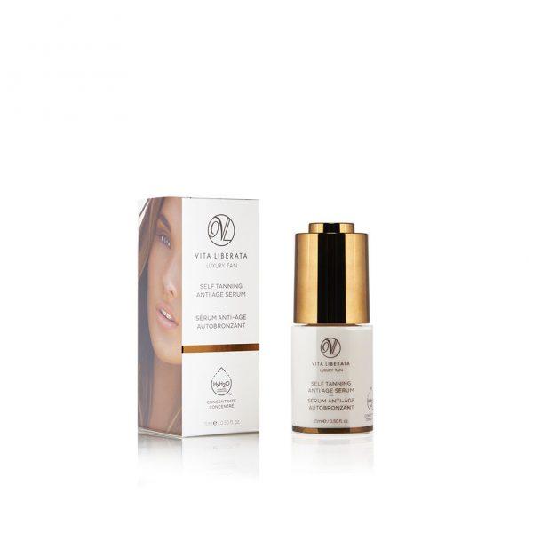 Self Tanning Anti Ageing Serum