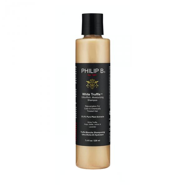 White Truffle Moisturising Shampoo 220ml