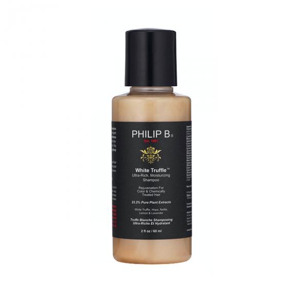 White Truffle Moisturising Shampoo 60ml