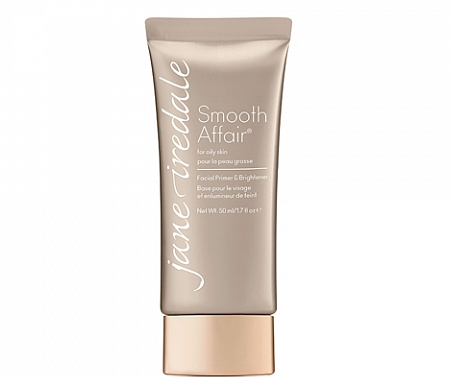 Facial Primer And Brightener For Oily Skin