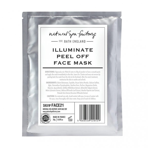 Illuminate Peel Off Face Mask