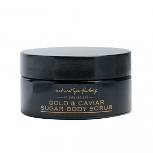 Gold and Caviar Body Scrub