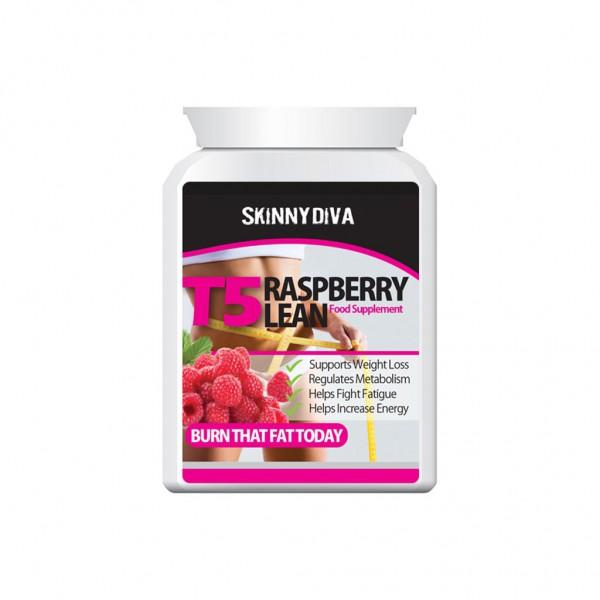 Skinny Diva T5 Raspberry Lean