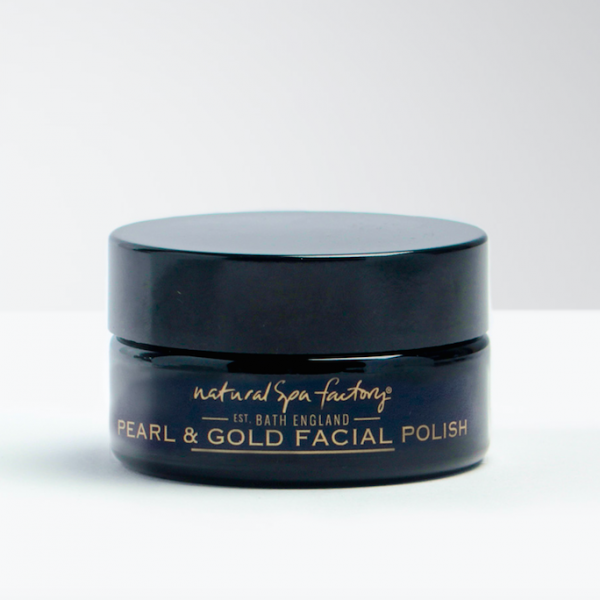 Champagne Gold Facial Polish