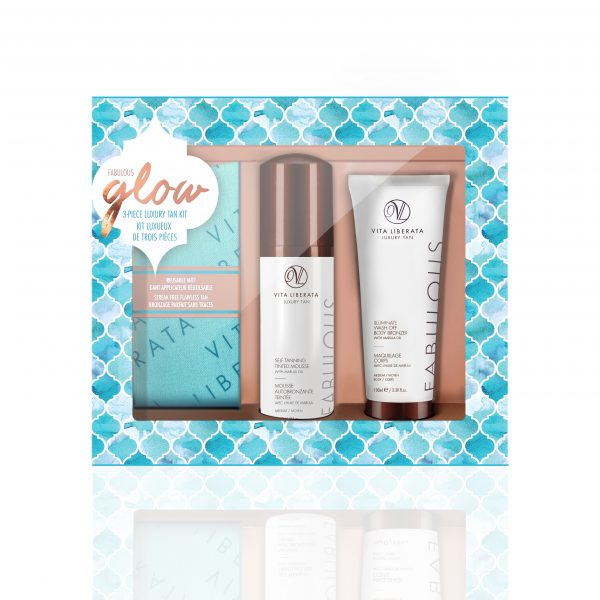 Luxury Tan Kit - Medium
